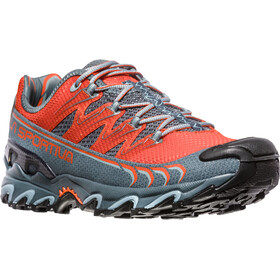 La Sportiva Ultra Raptor - Chaussures running Homme - gris/orange